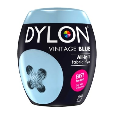 Dylon Machine Dye Pod Vintage Blue