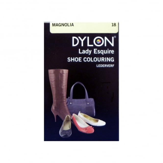 Dylon Shoe & Accessories Dye - Magnolia (18)