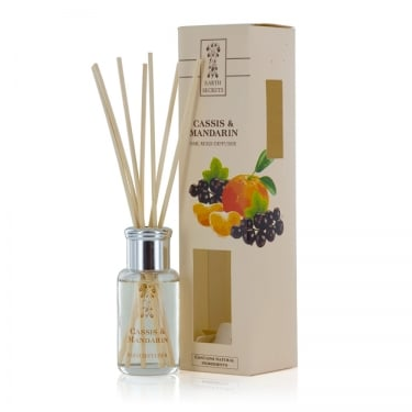 Earth Secrets Cassis & Mandarin Reed Diffuser