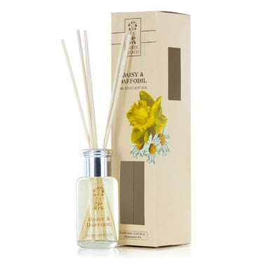 Earth Secrets Daisy & Daffodil Reed Diffuser