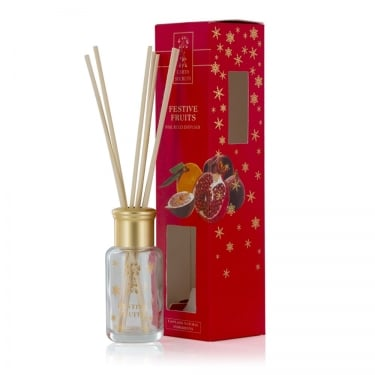 Earth Secrets Festive Fruits Reed Diffuser
