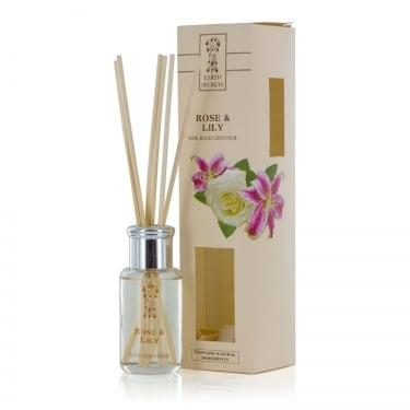 Earth Secrets Rose & Lily Reed Diffuser