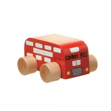 First London Bus Toy