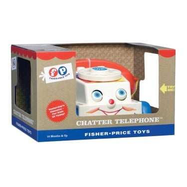 Fisher Price® Classic Chatter Telephone