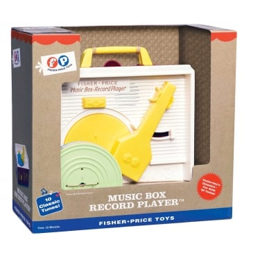 Fisher Price® Classic Toy Record Player