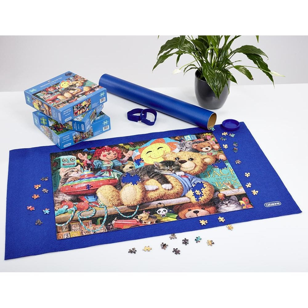 Jigsaw puzzle roll (brand new, unopened