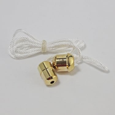 Gold Cord Connector Set