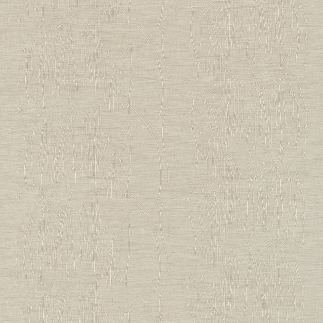 Harlequin HAI02568 Willow Sheer Off White and Coffee