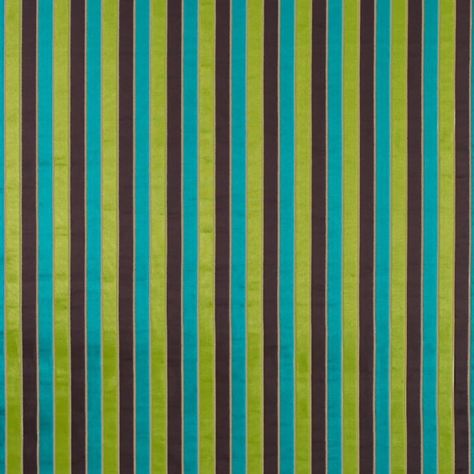 Harlequin HOT04427 Plush Turquoise Damson Lime and Neutral Velvet Fabric