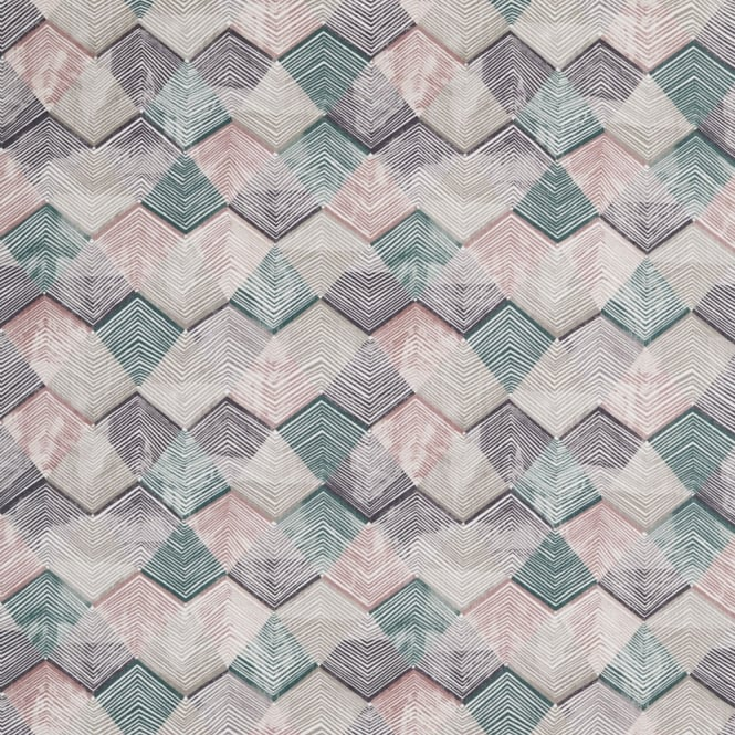 Harlequin Rhythm Blush/Heather/Taupe Fabric 120684