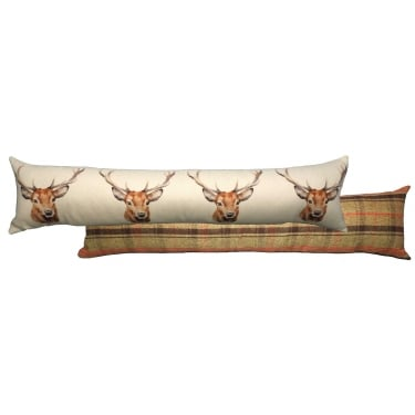 Hunter Stag Draught Excluder