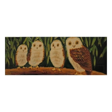 It's A Hoot Art Tile