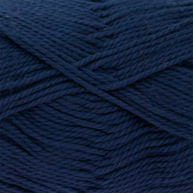 King Cole Cottonsoft DK Knitting Yarn - French Navy