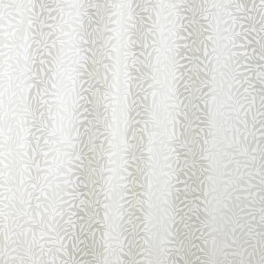 236065 Pure Willow Bough Embroidery Paper White