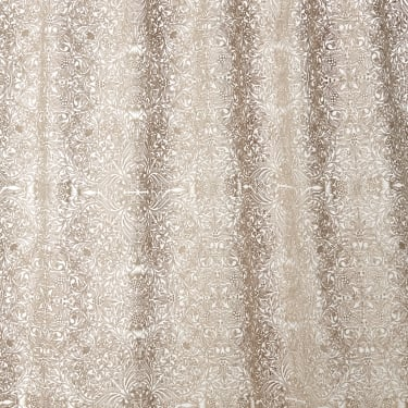 236068 Pure Ceiling Embroidery Flax