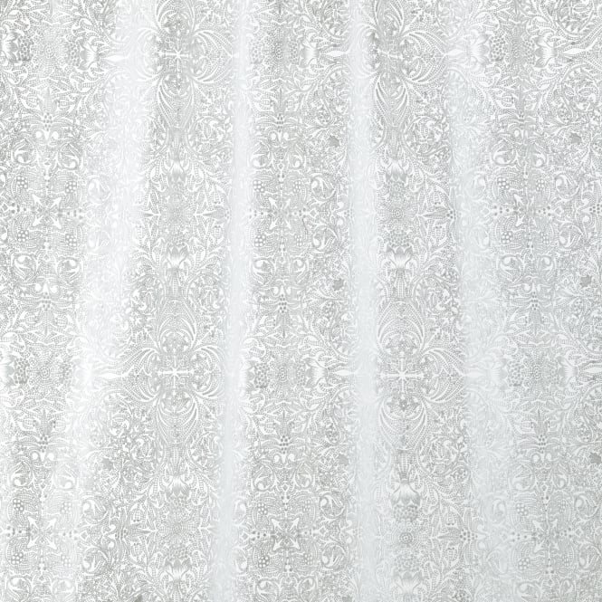 Morris & Co. 236069 Pure Ceiling Embroidery Paper White
