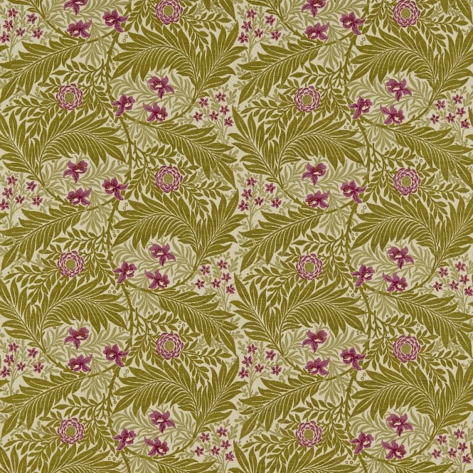 Morris & Co. DKELLA303 Larkspur Artichoke/Heather