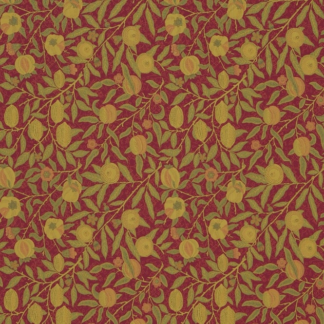 Morris & Co. DM6W230287 Fruit Crimson/Thyme