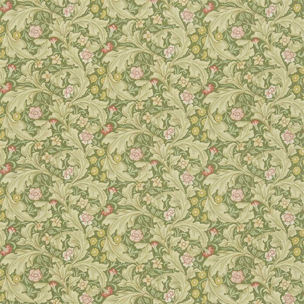 Leicester Dmfple202 Green Fabric