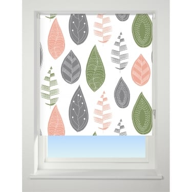 Multi Leaf Blackout Roller Blind - 60cm