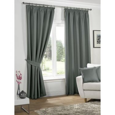 Neva Ocean Blackout Ready Made Curtains