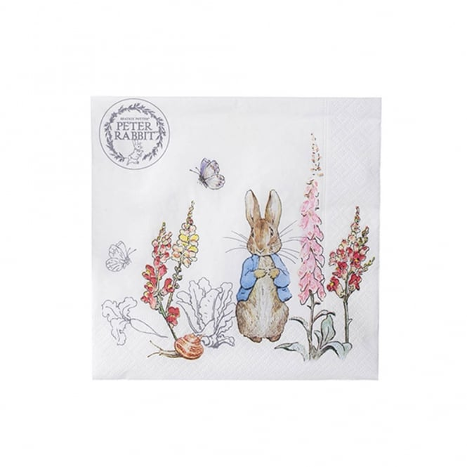 Peter Rabbit Classic Napkins