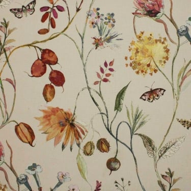 Grove Auburn Cotton Fabric