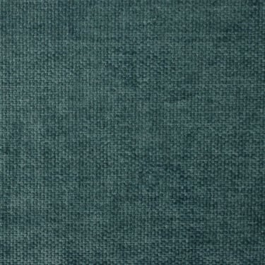 Havana Plain Denim Blue Chenille Fabric