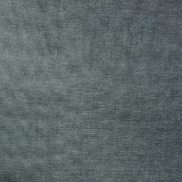 Havana Plain Granite Grey Chenille Fabric