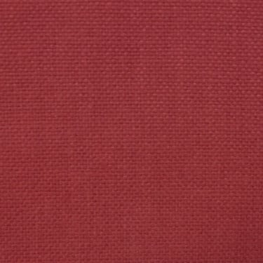 Oslo Cinder Red Plain Curtain Fabric