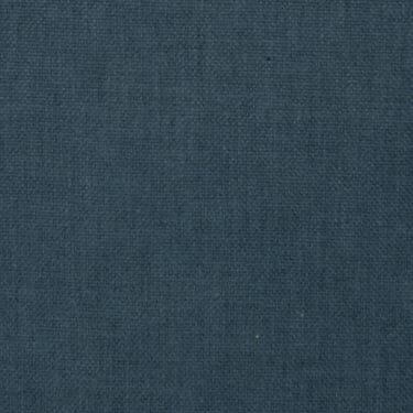 Oslo Oxford Blue Plain Curtain Fabric