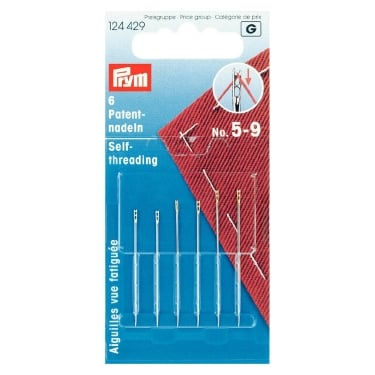 Prym Self Thread Needles