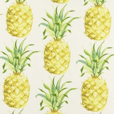 PVC Tablecloth - Ananas Tropical (PVC5771/522)