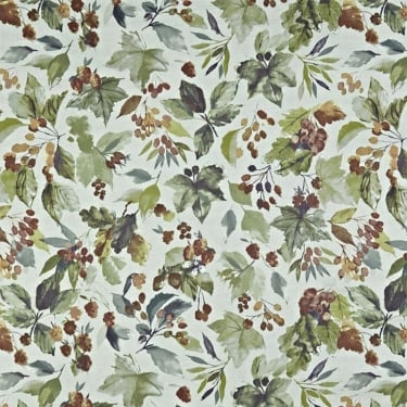 PVC Tablecloth - Appleby Autumn (PVC5700/123)