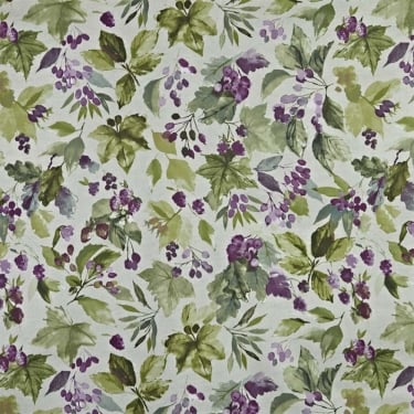 PVC Tablecloth - Appleby Hollyhock (PVC5700/270)
