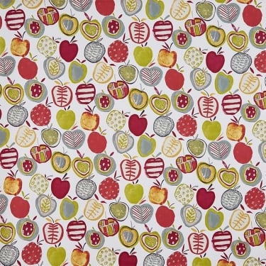PVC Tablecloth - Apples Berry (PVC5000/324)