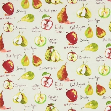 PVC Tablecloth - Autumn Fruits Linen (PVC5812/031)