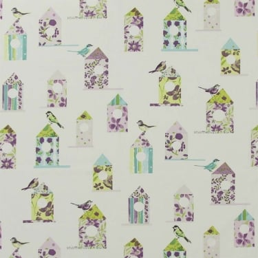 PVC Tablecloth - Aviary Lavender (PVC5865/805)