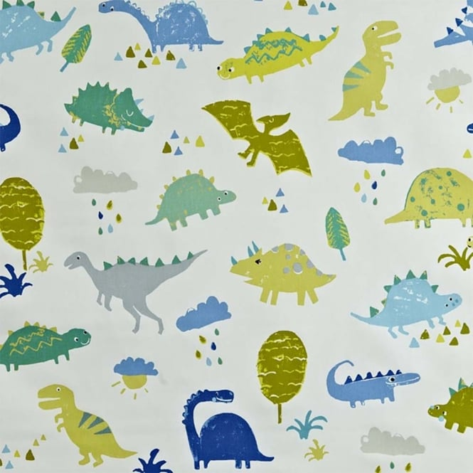 PVC Tablecloth - Dino Denim (PVC5715/703)