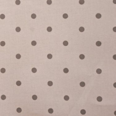 PVC Tablecloth - Dotty Natural
