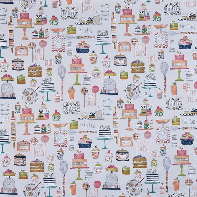 PVC Tablecloth - Eat Cake Marmalade (PVC5001/413)