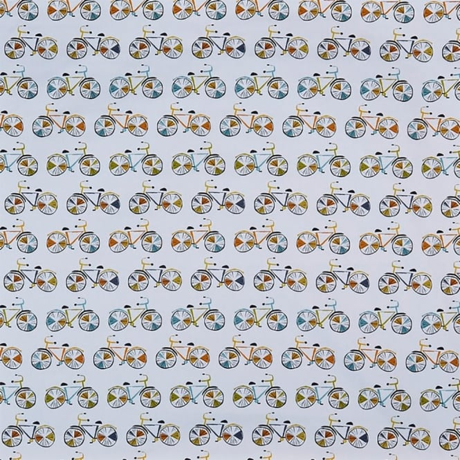 PVC Tablecloth - On Your Bike Marmalade (PVC5004/413)