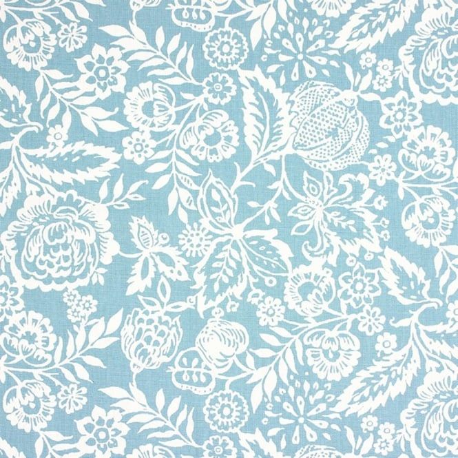 PVC Tablecloth - Polly Azure (PVC2766/707)