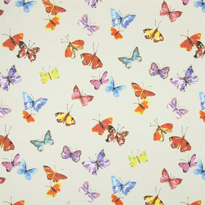 PVC Tablecloth - Sweet Butterfly Linen (PVC5815/031)