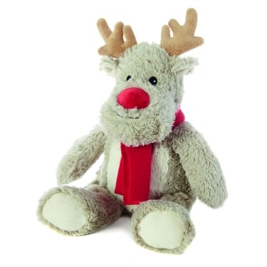 Reindeer Warmie Soft Toy