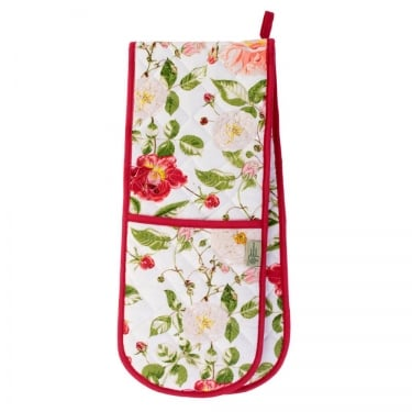 RHS Rose Double Oven Glove