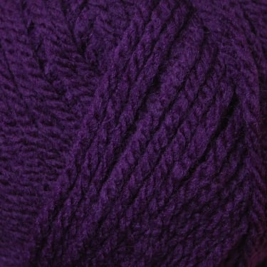 Robin Chunky 100g Knitting Yarn - Purple (17)