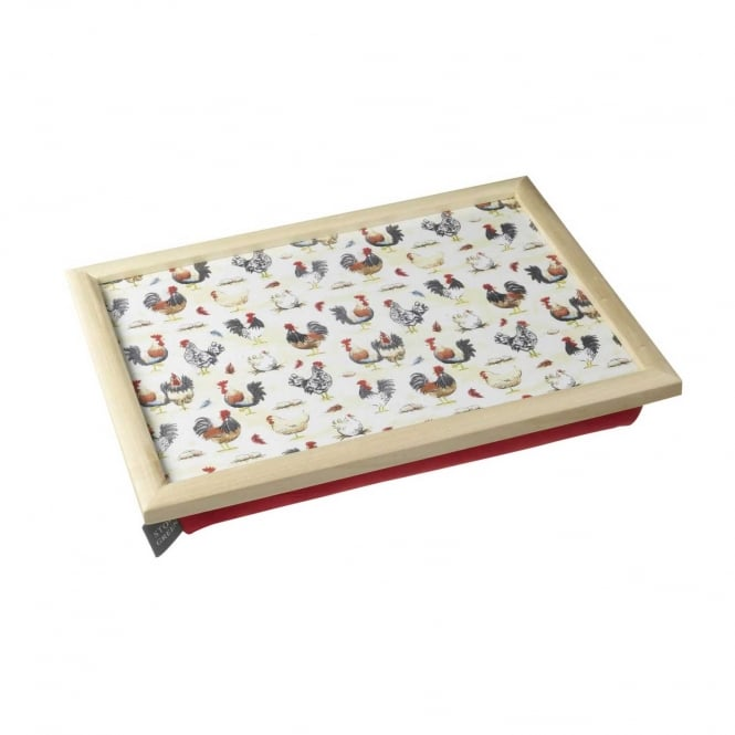 Rooster Lap Tray