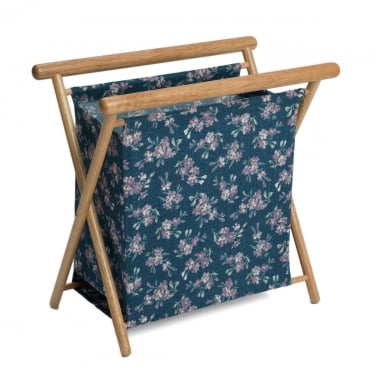 Rose Denim Knitting Frame