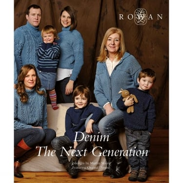 Rowan Denim Next Generation